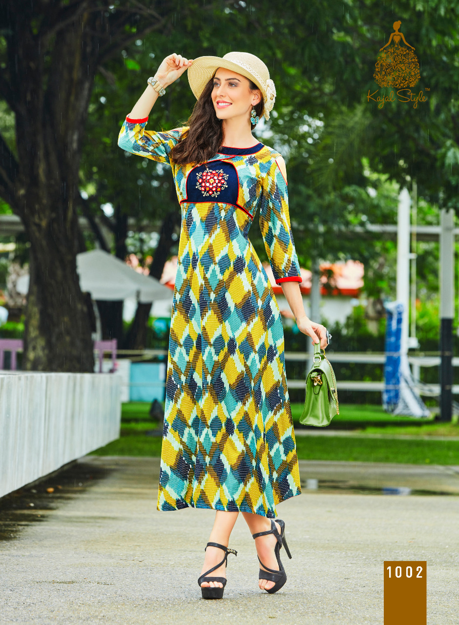 Aarveecreation Kurtis Wholesaler Of Dress Material And