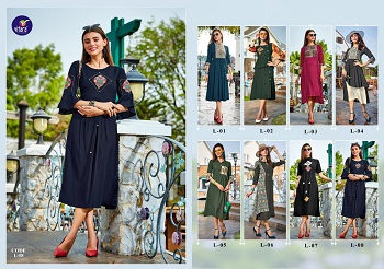 cec4ab966d Aarvee Creation is wholesaler of Branded Kurtis, Catalog Kurtis in Bulk,  Rayon And Cotton Kurtis, Designer Kurtis Wholesale, Low Range Kurtis that  you will ...